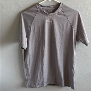 Under Armour Loose fitting Stripe T-shirt